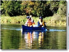 Canoe & Kayaking Tours